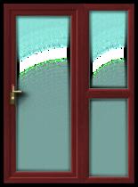 Casement Door-Right Fixed
